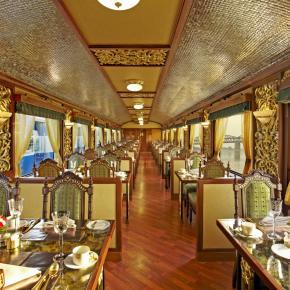 The Maharajas Express – Heritage of India